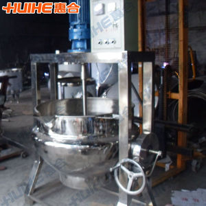Industry Stand Planetary Mixing Kettle for Food pictures & photos