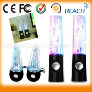 Wireless Dancing Music-Water Show Bluetooth Speakers for iPhone 6 pictures & photos