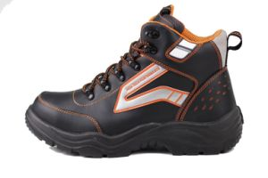 Safety Hiking Shoes with Steel Toe Cap (SN2009) pictures & photos