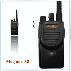 china mag one a8 walkie talkie for motorola vhf or uhf handheld rh made in china com Motorola Walkie Talkie Radios Manual Motorola EP450
