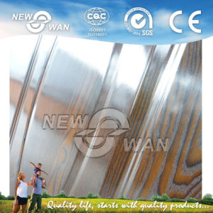 High Glossy Melamine Paper Faced Door Skin (NMD-0021) pictures & photos