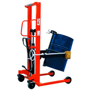 350kg Manual Drum Loader / Drum Lifter