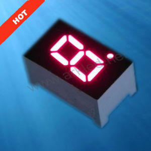 0.3 Inch Single Digit LED Numeric Display with 7 Segment LED