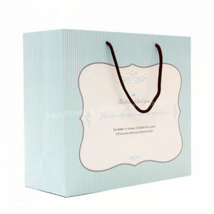 Paper/Plastic Shoulder Carrier Packaging Bag High Quality pictures & photos