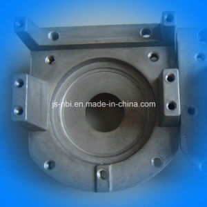 Aluminum Die Casting for Electric Box Use with Holes Drilling pictures & photos