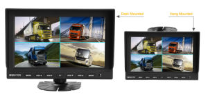Car Rearview Camera and Quad Monitor for Car Parking pictures & photos