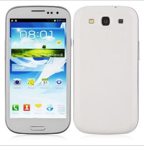 4.8inch Cell Phone Galaxy S3 1g RAM Dual Core Mtk6577 Dual Core 1g RAM Mobile Phone Android 4.1.1 GSM 3G Smartphone