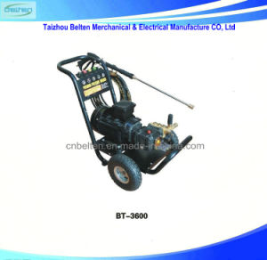 High Pressure Cleaner for Heavy Equipment Water High Pressure Cleaner pictures & photos