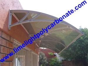 China Diy Window Canopy Polycarbonate Awning Polycarbonate Canopy