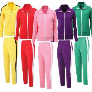Wholesale Women Gym Casual Jogging Training Track Suit pictures & photos