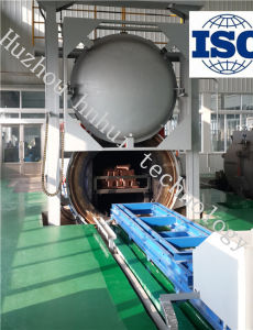 Horizontal Vacuum Annealing Furnace Without Oxygen