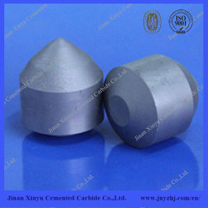 Bullet Shaped Tungsten Carbide Buttons for Mining Tools pictures & photos