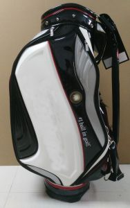 New Waterproof White Golf Stand/Cart Bag pictures & photos