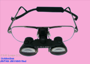 Surgical Medical Dental Binocular Loupe Magnifier 2.5X pictures & photos