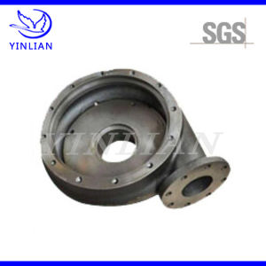 Sand Casting Hydraulic Pump Housing/Pump Body/Pump Case