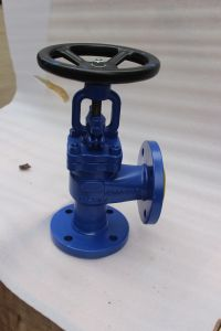 GS-G25 Angle Globe Valve pictures & photos
