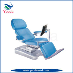 Four Function Blood Collection Chair with Two Motor pictures & photos