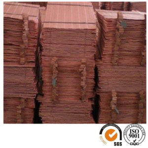 Copper Cathode and Electrolytic Copper /Copper (Cu) Min% 99.99%-99.97% Min pictures & photos