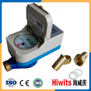 Prepaid Smart IC Card Single Jet Mbus Bluetooth Water Meter