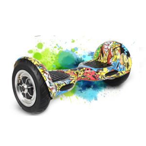 10inch Electric Unicycle 2 Wheel Self Balancing Electric Standing Drift Scooter pictures & photos