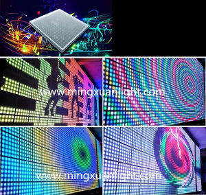 Good Performance Cheap Easy Installation LED Video Dance Floor pictures & photos