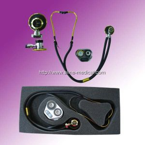 CE/ISO Combined Multi-Channel Cardiology Stethoscope (MA227) pictures & photos