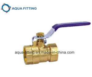 "1/4""-4""Ball Valve Brass Brass Ball Valve Price Forged Brass Ball Valve Nicked mm"