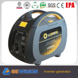 2000W 4 Stroker China Made Digital Small Silent Inverter Generator pictures & photos