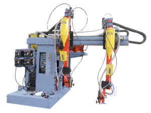 Cantilever Automatic Welding Machine (SHX)