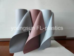 Corrosion Proof Silicone Coated Fiberglass Fabric Fireproof Material pictures & photos