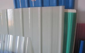 FRP Corrugated Roofing Plate, Fiberglass Resin Panel pictures & photos