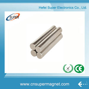 (D25*400mm) 12000 Guass Neodymium Magnet Bar pictures & photos