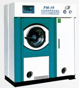 Petroleum Dry Cleaning Machinery (PM-8)