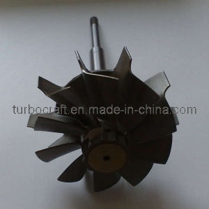 HX40 Turbine Wheel Shaft pictures & photos
