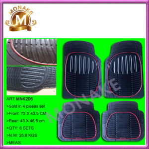 Custom Best Quality Auto/Car Rubber Floor Mat for Truck/Car pictures & photos
