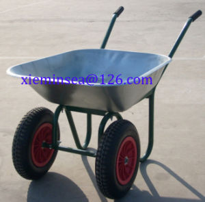 Russian Wheelbarrow Wb6410 pictures & photos