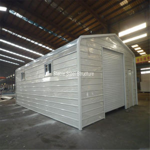 China High Quality Steel Metal Garage pictures & photos