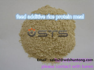 Protein Powder Rice Protein Meal Feed Grade