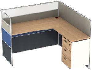 Modern Furniture Office Modular Table Desk Workstation L Shape
