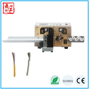 High Precision Automatic Wire Cable Cutting Stripping Twisting Machine pictures & photos