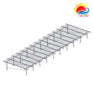 High Quality Solar PV Ground Solar Mounting with ISO9001 (MD404-0001)