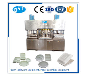 Semi -Automatic Paper Plate Machine (TWS2000) pictures & photos