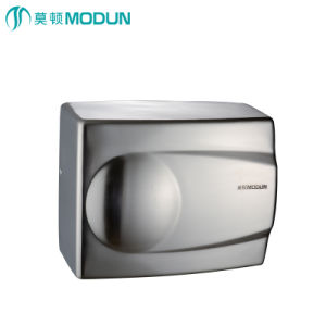 Bathroom Economic Commercial Sanitary Fittings Electric Stainless Steel Automatic Hand Dryer pictures & photos