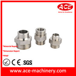 CNC Machining of Brass Nut Part pictures & photos