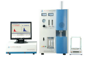 High-Frequency Infrared Carbon&Sulphur Analysis Instrument, Metal Analyzer pictures & photos