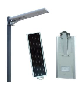Integrated 8W Solar LED Street Light for Outdoor pictures & photos