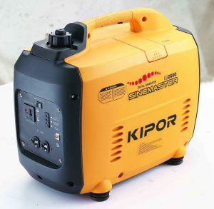 Kipor Ig2600/Ig2600p Gasoline Generator 2.6kw for Home Use, with Parallel Kit pictures & photos