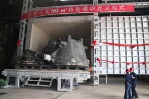Car-Type Heat Treating Furnace of Rolling Mill pictures & photos