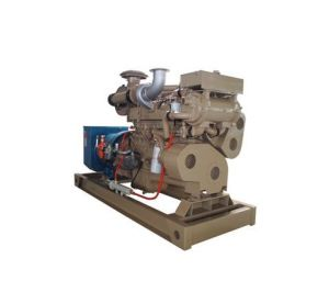 180kw Marine Generator with 6 Cylinders for Sale