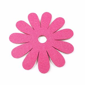 Spring Colors 100% Felt Cup Coasters for Tabletop & Decorations